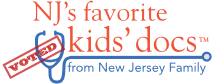 Dr. Nik voted NJ Favorite Kids Doc!